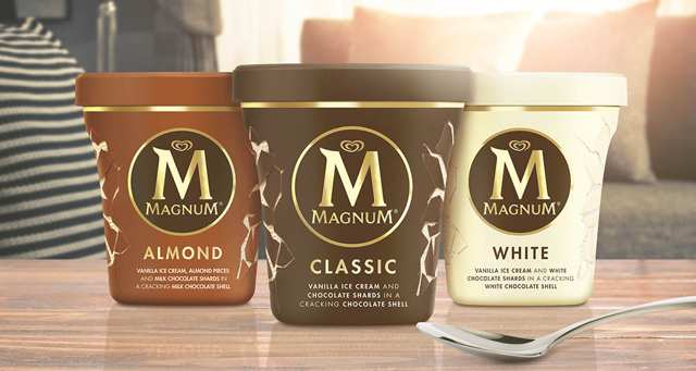 gelati confezionati estate 2017 magnum pot