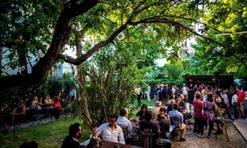 Hotel Butterfly Roma, l'oasi estiva alla Wes Anderson