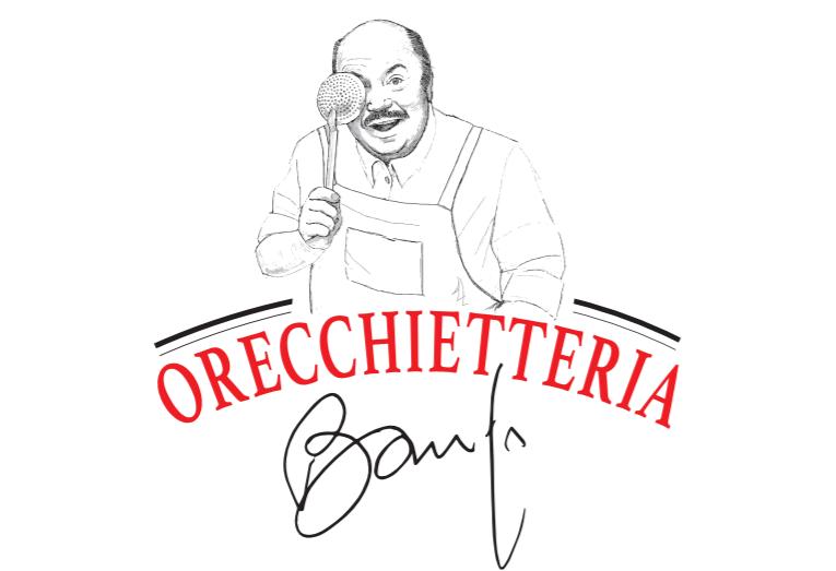 orecchietteria banfi logo