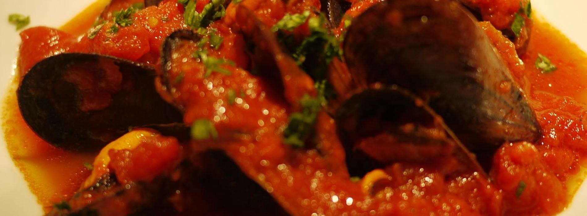 La Zuppa Di Cozze Puntarella Rossa