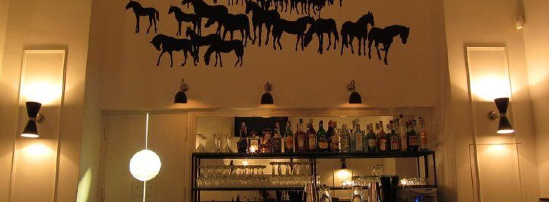 I 23 cavallini, New York a Prati