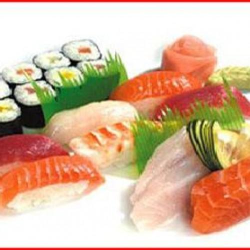 Support Japan: Daruma Sushi