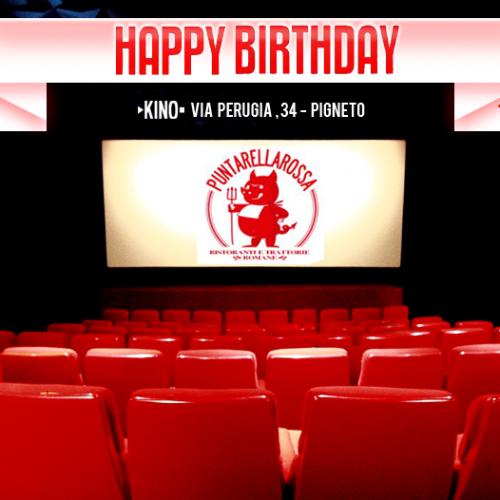 Cine Party: un anno di Puntarella