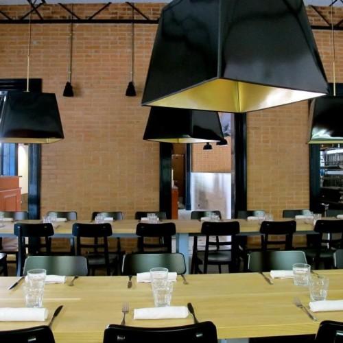 Rosti, tavoli social-chic al Pigneto