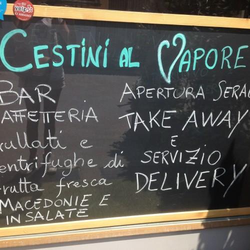 Milano, la leggerezza di That's Vapore