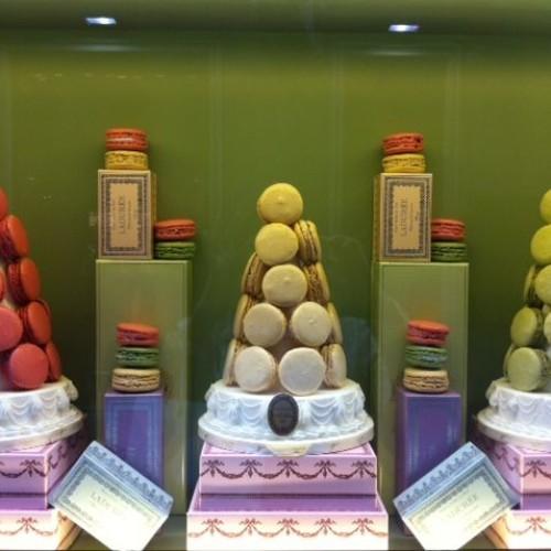 Ladurée Roma, non solo macaron