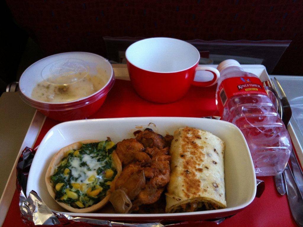 Pegasus airlines serve il miglior pranzo a bordo - Sonicatore cucina a cosa serve ...