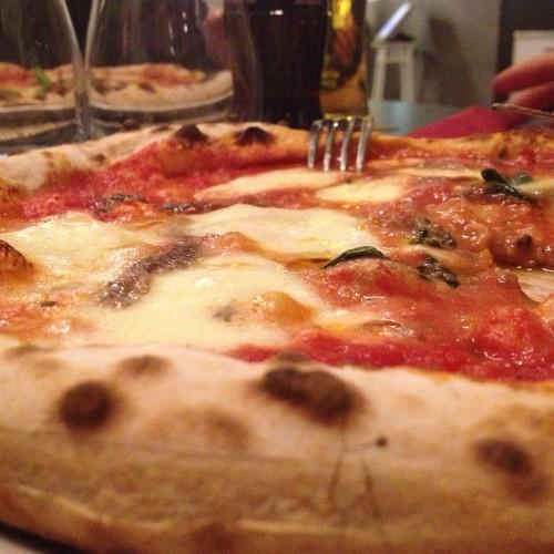 Opè a Roma, un forno nell'igloo