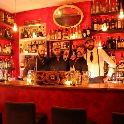 """I migliori dieci cocktail bar di Roma, tra tradizione e """"molecolar mixology"""""""