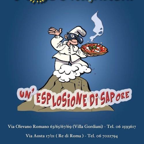 """Roma, raddoppia """"O' Sole e Napule"""", pizza napoletana che non delude"""
