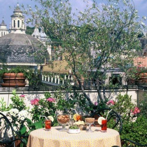 Brunch a Roma: trenta pranzi su terrazze, giardini e dehors
