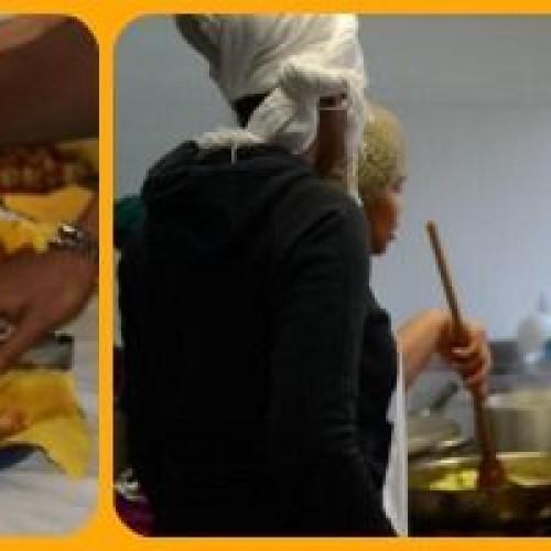 M'ama food, a Milano donne rifugiate politiche che fanno catering dal mondo