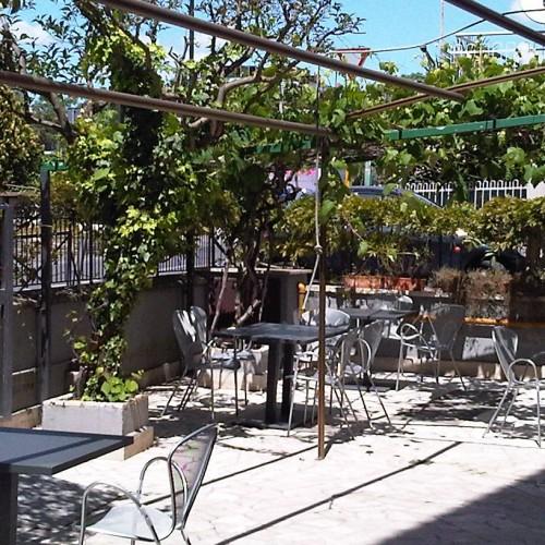 Mangiare all'aperto a Roma: venti proposte per la primavera-estate 2013