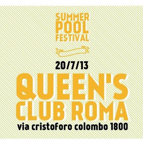 Summer Pool Festival: a Roma il 20 luglio ci si tuffa nella birra