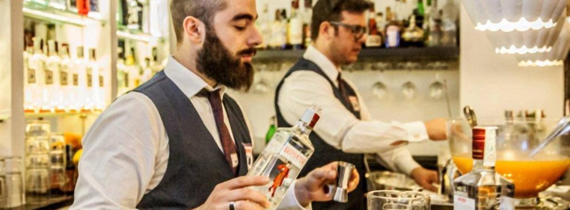 Gin corner a Roma, all'hotel Adriano nasce il primo gin bar d'Italia