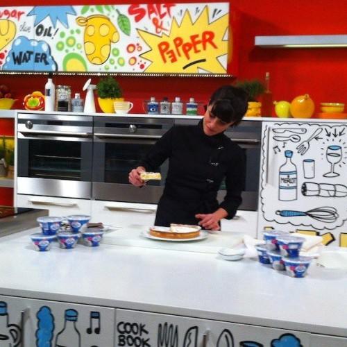 """""""E' un trucco da chef"""", il libro di Alessia Vicari, la nostra maga in cucina"""