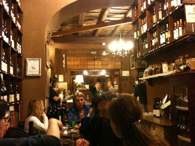 I migliori wine bar di roma top ten di enoteche con cucina - La piccola cucina milano ...