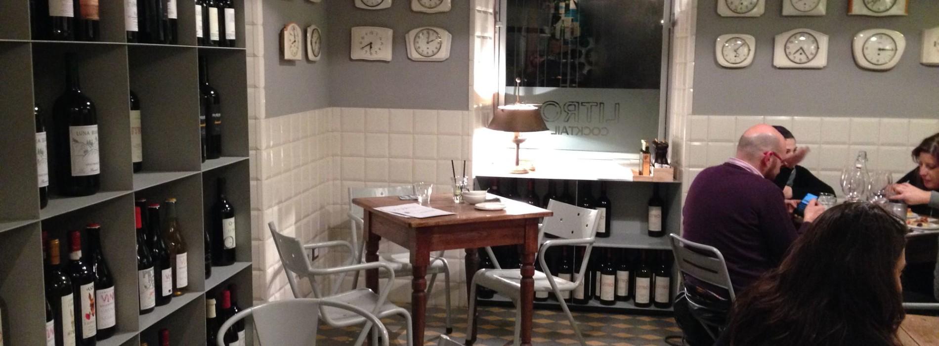 Vineria Litro a Roma: vini naturali, mezcal, competenza e qualità