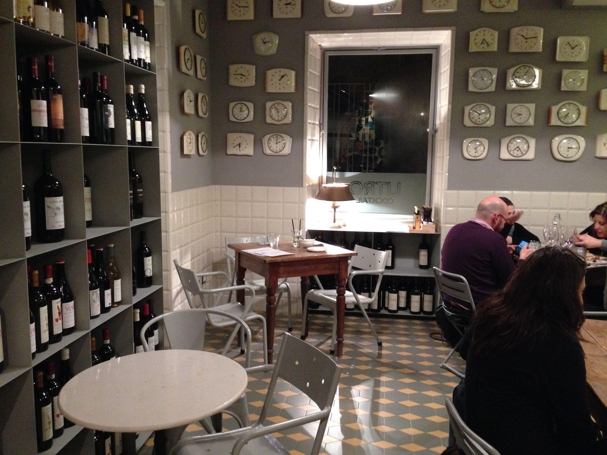 Vineria litro a roma vini naturali e mezcal for Enoteca con cucina di pesce milano