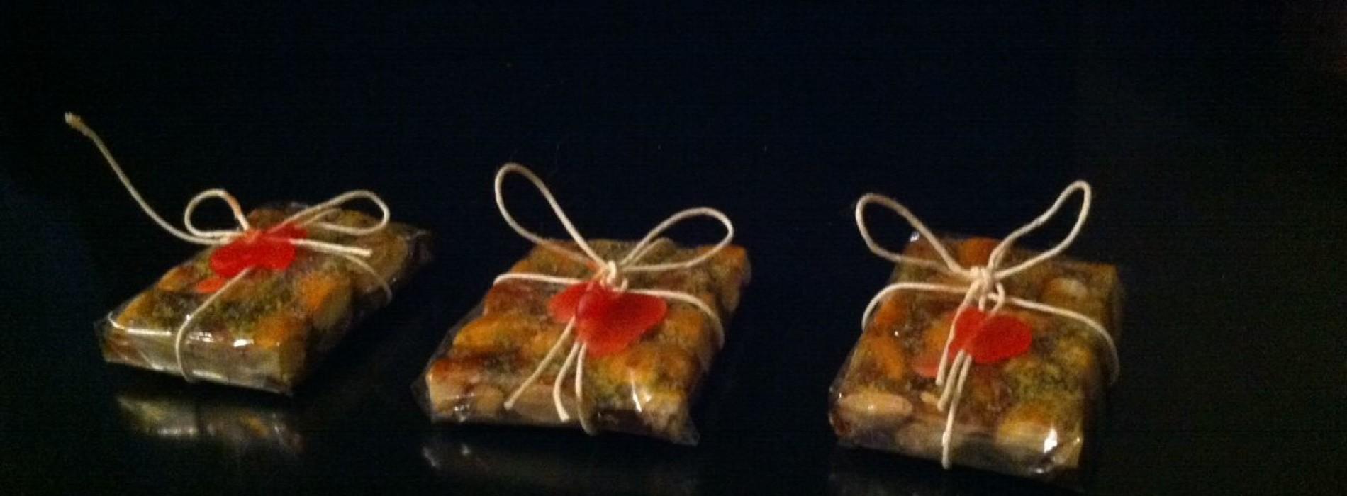Il croccante di Natale: una delizia da preparare e regalare per le feste