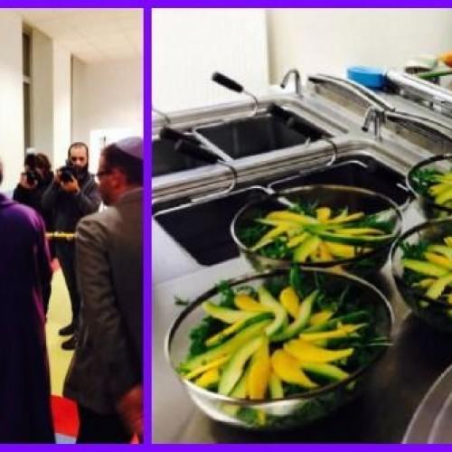 Milano, nasce la prima mensa sociale di cucina kosher