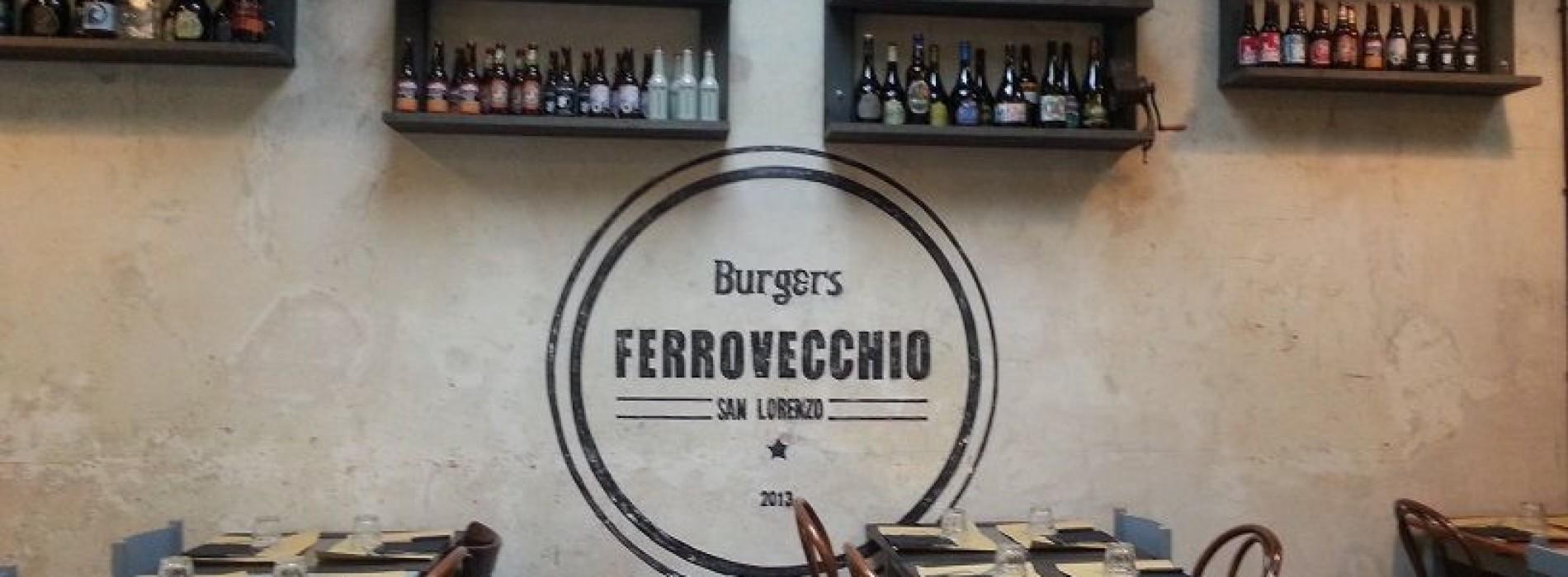 Roma/ A San Lorenzo apre Ferrovecchio: birre artigianali e hamburger in ambiente metalmeccanico