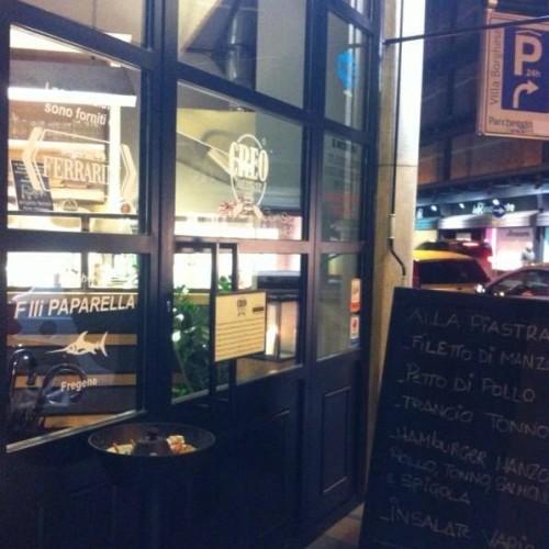 Creo a Roma, un sandwich bar (e boulangerie) nel quartiere Salario