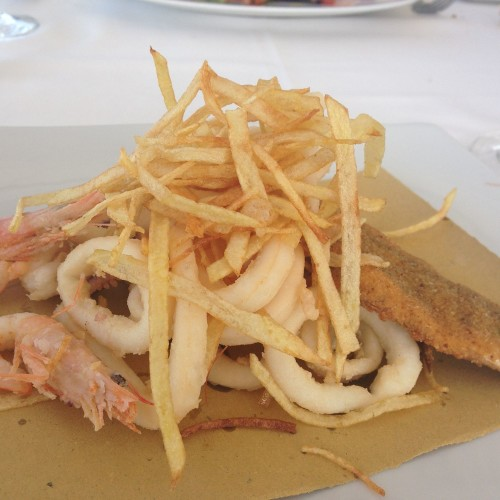 I migliori ristoranti di Ostia e Fregene: sole, vongole e paranza