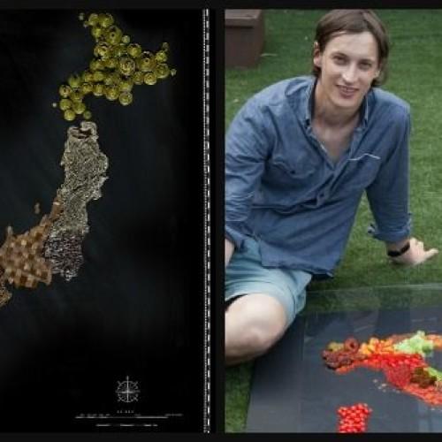 Food Maps, il mondo mappato attraverso il cibo