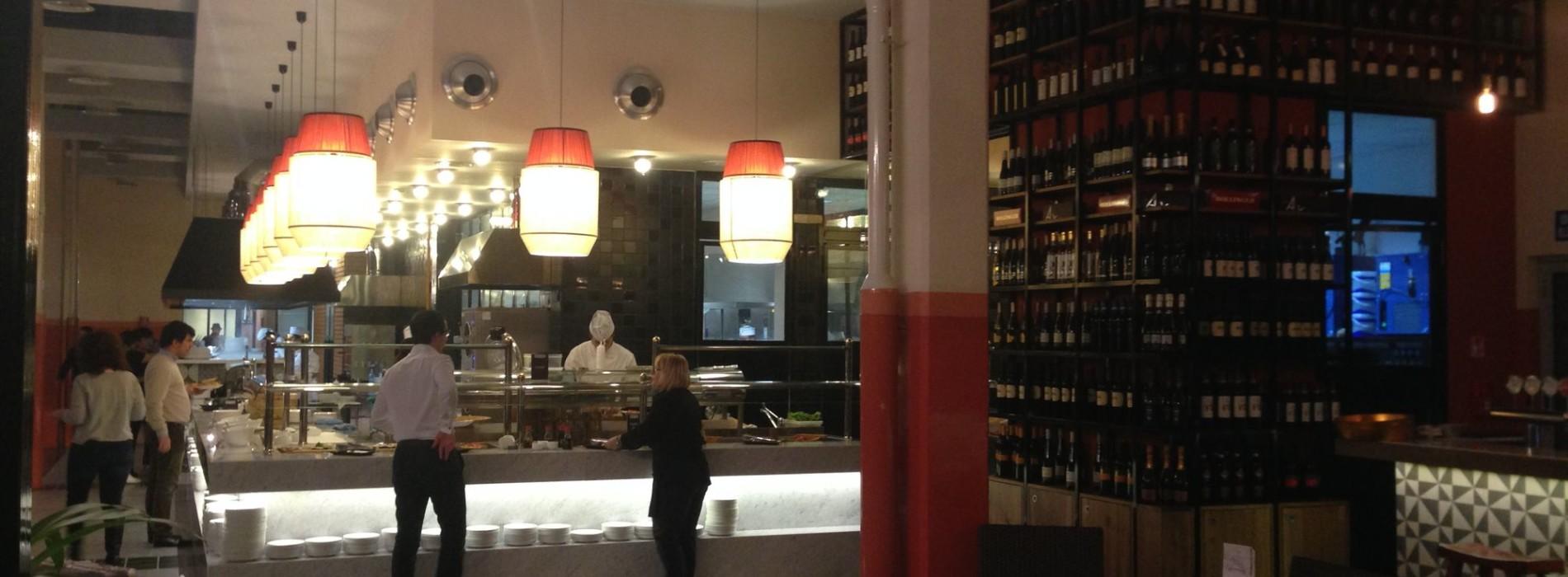 La Dogana Food a Roma, stroncarlo è un gesto di snobismo o un atto doveroso?