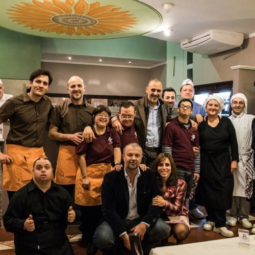 Otto chef stellati (e solidali) per la Locanda dei Girasoli