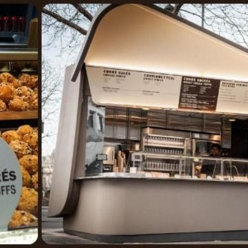 Sweet food, a Parigi il bignè diventa cibo di strada