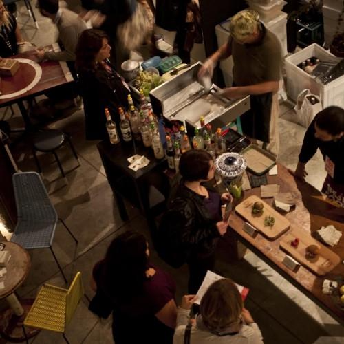 This is food 2014 a Roma: da Supplizio all'Ape Fish&Chicks, street food e cucina di qualità alle Officine Farneto
