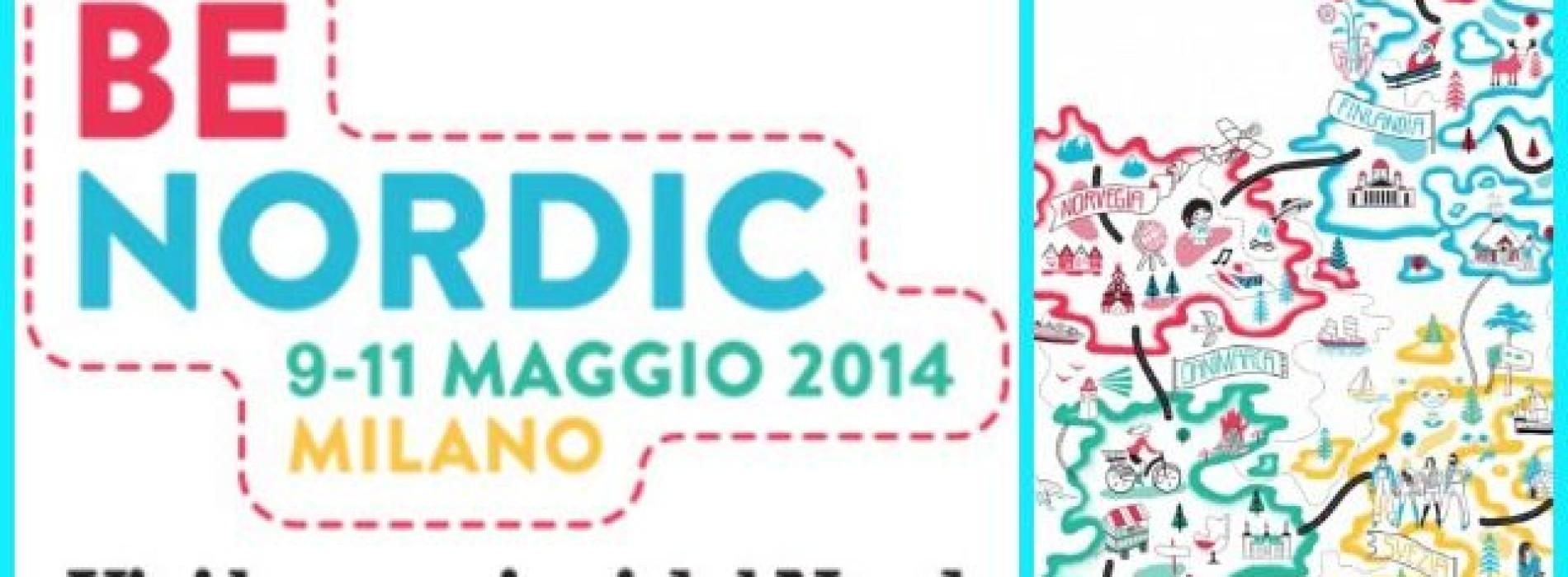 BeNordic a Milano, tre giorni di design e gastronomia dei Paesi scandinavi