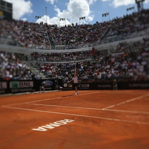 Mangiare agli Internazionali di Tennis 2014: da Settembrini a Dolce tutti i temporary store del Foro Italico