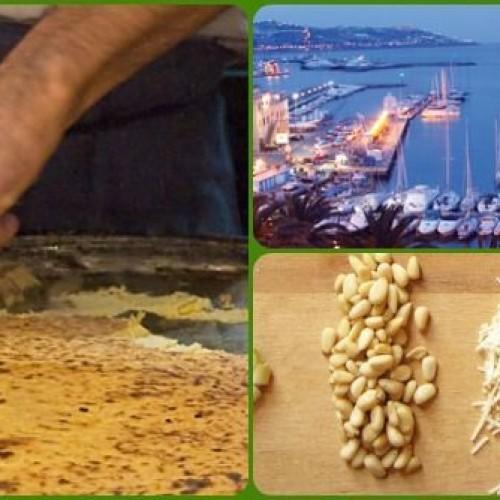 Riviera Food Festival a Sanremo, dal 16 al 18 maggio Sardenaira, pesto e limone sanremino nella città dei fiori