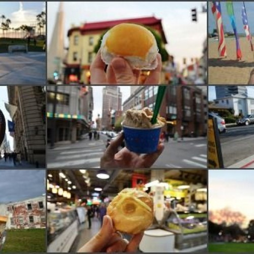 'Street food selfie': dal Texas la moda dell'autoscatto del cibo