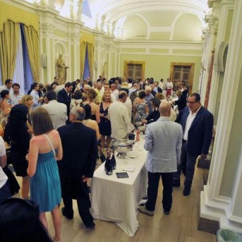 BereRosa 2014: oltre 150 vini rosè da degustare e cinque postazioni street-food a Palazzo Brancaccio