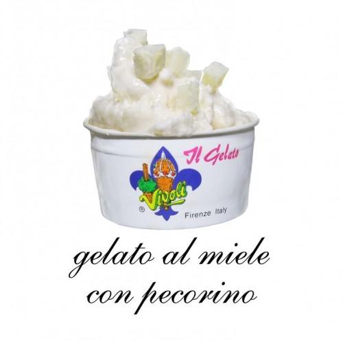 Firenze, Falorni e Vivoli lanciano il gelato con la finocchiona, il pecorino e il prosciutto