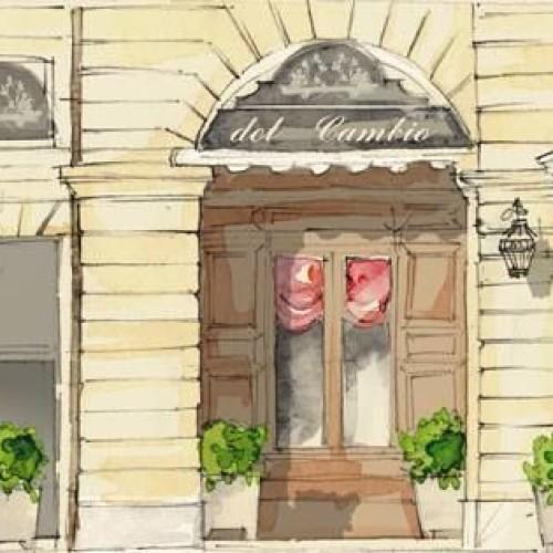Del Cambio a Torino, il rito dell'aperitivo con un fascino antico (ma con una nuova spensieratezza)