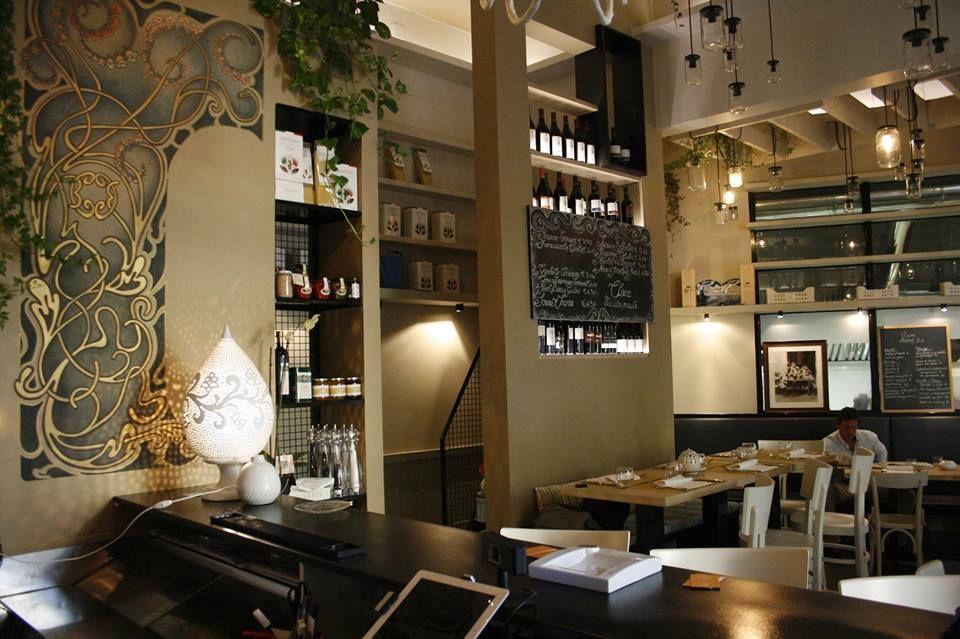 Nuove aperture a roma ristoranti e locali di settembre 2014 for Arredamento bistrot