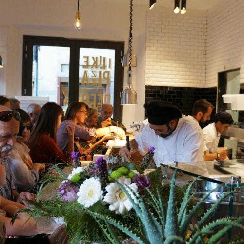 """Berberè a Firenze, la """"slow pizza"""" dei fratelli Aloe sbarca in Oltrarno"""