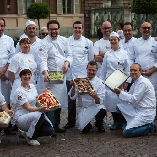Il Gelato Festival 2014 a Milano: al Castello Sforzesco torna la gara-evento tra i maestri di coni e coppette