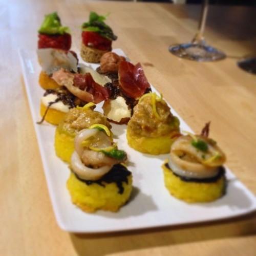 Smooshi a Milano, tramezzini danesi (con ammiccamento al sushi)