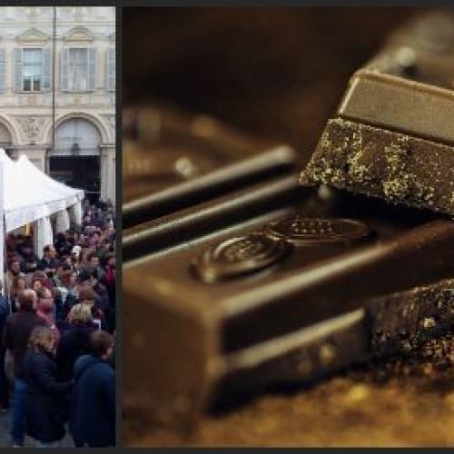 CioccolaTò 2014 a Torino, fino al 30 novembre il gusto del cioccolato a piazza San Carlo