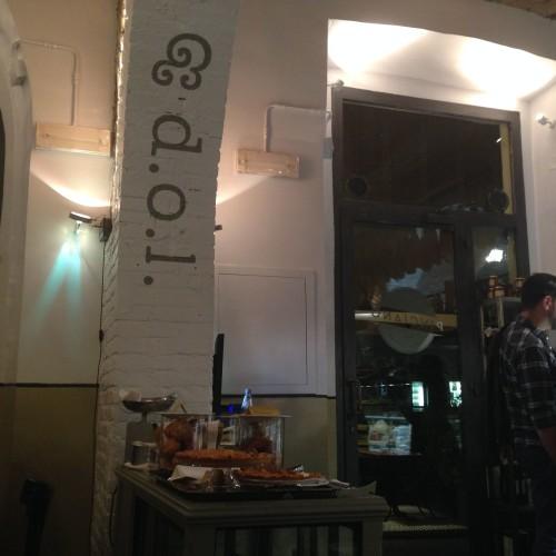 Pro Loco Pinciano a Roma, formaggi e salumi laziali (ma anche pizza)