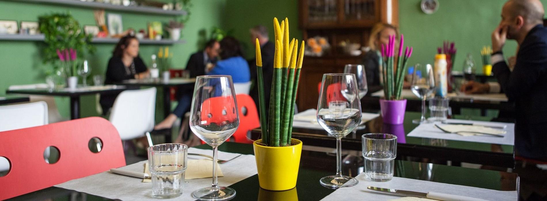 Il Quinoa a Firenze, il ristorante gluten free e bio in cornice rinascimentale