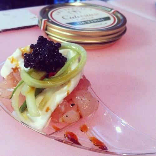 Perlenere, primo caviar restaurant di Roma (e se non vi piace il caviale, di fronte c'è Moonshine)