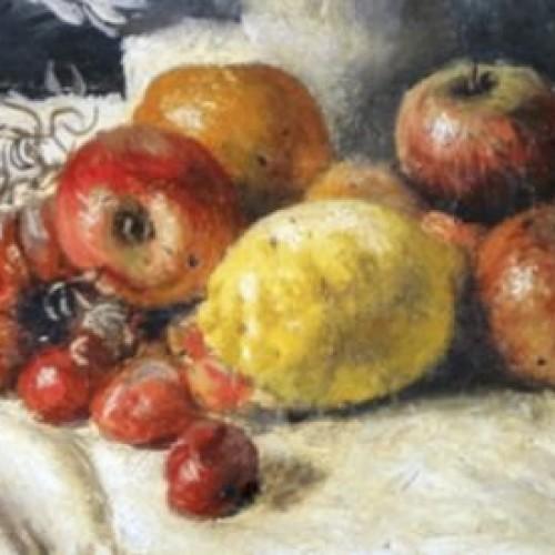 Il cibo nell'arte: a Brescia la mostra con i capolavori di Magritte, De Chirico e Andy Warhol