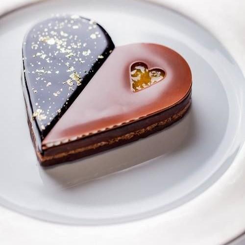 San Valentino food, dieci regali magnifici a forma di cuore